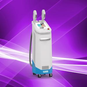 China Nubway Newest 4th Generation IPL SHR Multi Function Laser Hair Removal / Skin Rejuvenation on sale