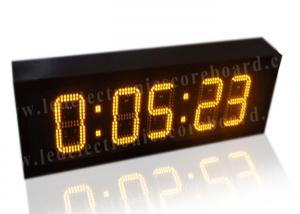 China Weatherproof Modern Digital Clock Portable With CE / ROHS Approved 6kgs on sale