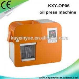 China 304 Stainless Steel Screws Cold Mini Home Oil Press Machine accessories packaging can press on sale