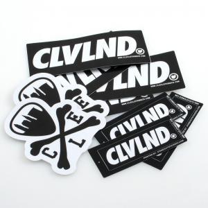 China High Quality Printed Custom Logo Reusable Waterproof Die Cut Vinyl Label Custom Sticker on sale