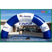 China Amazing Outdoor Advertising Inflatable Arch With CE Certificate on sale