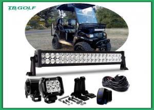 China Universal Golf Cart Led Light Kit Bar Combo Golf Cart Roof Lights 12V on sale