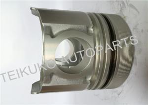 China Hino Excavator Engine Parts EK100T Diesel Engine Piston With Piston Ring Set 13216-1222 on sale