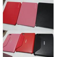 Black pink Iphone Cases For Protection , Leather Phone Cover For Nokia 6800