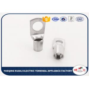 China SC Series Tinned Tube Copper Wire Lugs Spade Connect Terminals, Pin Type Terminal Lugs on sale