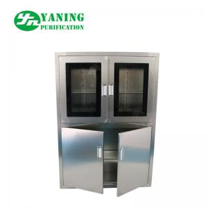 China Operating Theater Stainless Steel Storage Cabinet on sale