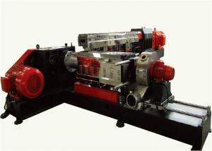 China 500-600kg/H PVC Cable Plastic Pellet Extruder Machine For Shoe Soles Granules on sale