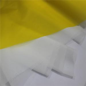 China Polyester Serigraphy Screen Printing Mesh/Nylon Screen Printing Mesh on sale