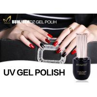 Multi Colored UV LED Gel Nail Polish Personal Use High Tenacity No Smell