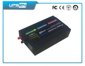 China High Frequency Pure Sine Wave Solar Power Inverter For Home Office 12 / 24 / 48v on sale