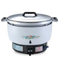 China Non Stick Kitchen Cooking Equipment Commercial Gas Rice Cooker 7L 10L 15L 23L 30L on sale