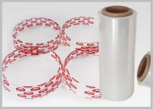 China High Compostability Poly Shrink Film / PLA Biodegradable Cling Film on sale