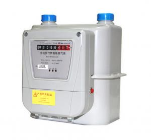 China Photoelectric Directing Reading Electronic Gas Meter For AMR / AMI System on sale