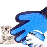 Five Finger Grooming Gloves for cat and dog Hair Comb clean Pet Shedding Grooming Gloves Comb Hand Shaped Glove