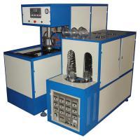 Semi Automatic Pet Blowing Machine Molding Equipment For 3 Gallon / 5 Gallon Bottle