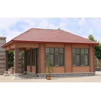 Weather-resistant WPC Wall Cladding Copper Brown For Construction & Real Estate