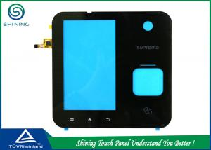 China GFF Projected Capacitive Touch Panel 5 Inches For Door Access Control System on sale