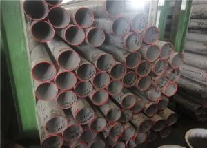 China OD100mm ASTM SS Stainless Steel Welded Tubing Annealed Finishing on sale