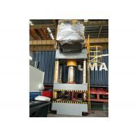 Four Column Type Hydraulic Press Machine , Computer Hydrualic Bending Machine