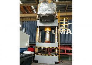 China Four Column Type Hydraulic Press Machine , Computer Hydrualic Bending Machine on sale