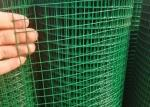 Pvc Galvanized Welded Wire Mesh 3/4'*3/4 *1.2M*20M*17Kg For Building Material