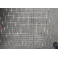 22 Gauge Welded Wire Mesh Panels 75 X 75mm Hot Size With Firm Structure