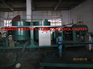 China Used Oil Recycling System for Engine Motor Oil on sale