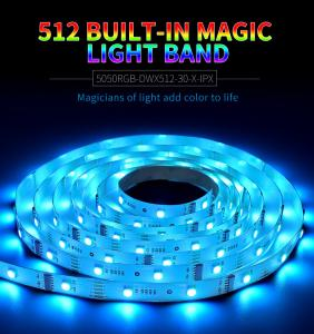 China 14x26mm IP20 6W SMD 5050 LED Strip Light For Decoration on sale