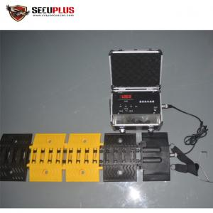 China Mobile Tire Killer SP650 Automatic Under Vehicle Inspection System For Gate Security on sale