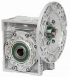 China Aluminum Cast Iron NMRV 063 Worm Shaft And Worm Wheel Gearbox Speed Reducer wholesale