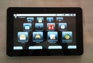 China 10 Tegra2 Tablet PC,Capactive screen, Android2.2, CPU 1Ghz,3G&GPS optional,Bluetooth No.ZH10TG-MU-3G on sale