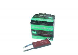 China Lightweight Lithium Ion Pouch Battery Aluminum Laminated 36 V 20ah For Motor Cycle on sale