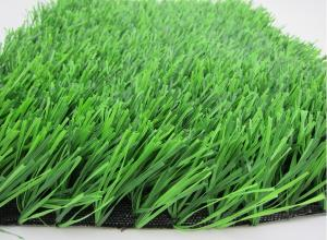 China Double Green Tencate UV Resistance Football Artificial Grass For School on sale