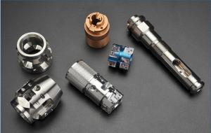 China Customized CNC Machining  5 Axis CNC Machining High Precision CNC Machining Parts on sale