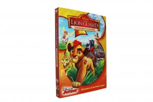 China Free DHL Shipping@Disney Cartoon DVD Moveis The Lion Guard 2:Unleash The Power Wholesale!! on sale