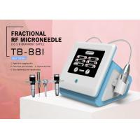 Micro Needle Mono & Bipolar RF Fractional Machine for Wrinkle Removal / Skin Tightening