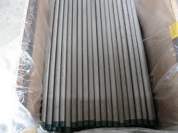China Erw Welded Hastelloy Pipe C 276 ASTM B474 High Precision ISO / SGS Certification on sale