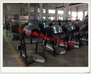 China 50kg capacity Rotary Color Mixer/Plastic mixing machine /plastic raw material color mixer OEM Maker on sale