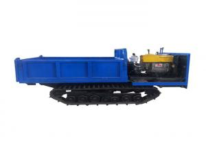 China Chinese Small Track Dumper Engineering Crawler Transporter on sale