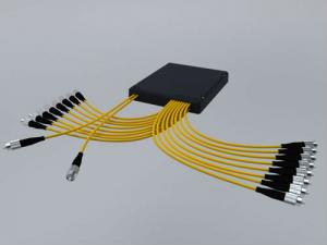 China bare plc 2*16 optical splitter on sale