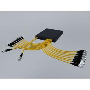 China bare plc 2*16 optical splitter on sale