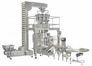 China Frozen Food Vertical Packaging Machine 5 - 70 Bags / Min High Speed on sale
