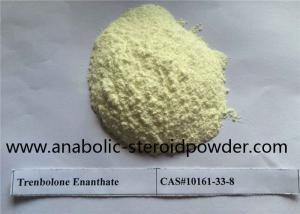 China Yellow Trenbolone Steroid Powder Trenbolone Enanthate Tren Enan  Parabolan supplier