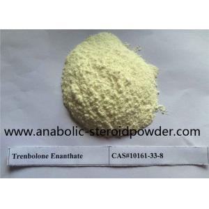 China Yellow Trenbolone Steroid Powder Trenbolone Enanthate Tren Enan  Parabolan on sale