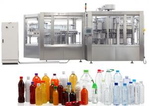 China Competitive China Manufacturer CSD / Water Bottle Filling Machine, 40000bph Carbonated Drink Filling Machine on sale