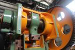 Vertical Mechanical Power Press Machine , Sheet Metal Powerpress Machine Safely