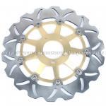 Left Right Motorcycle Brake Parts Wheel Rotor Kawasaki ZXR 400 750 310mm Aluminum
