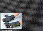 Отсутствие бутадиенового каучукаSBR перчаток кожи акулы листа неопрена выскальзования 3MM