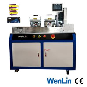 Quality High Quality Best price WL-HS-3Y mini size plastic IC card die cutter China for sale