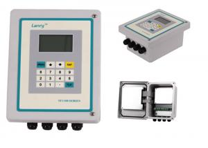 China TF1100-EI Insertion Ultrasonic Flow Meter Fix Installation For Chemical Industry on sale
